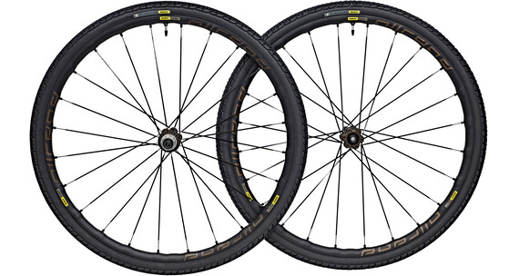 Mavic Allroad Elite hjul 700x40c Skivbroms 6-delad 12x142mm svart - till fenomenalt pris på Bikester